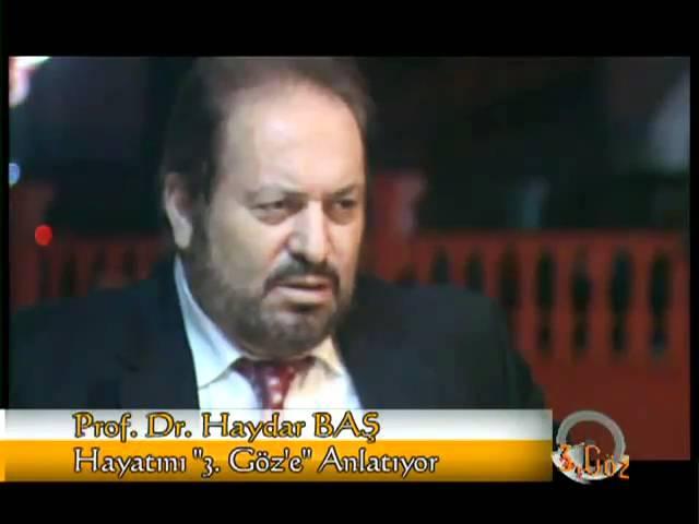 Prof. Dr. Haydar BAŞ'ın Hayatı - 4