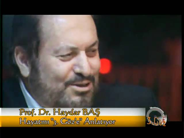 Prof. Dr. Haydar BAŞ'ın Hayatı - 5